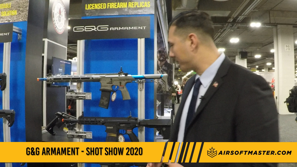 What's new for airsoft at Shot Show 2020