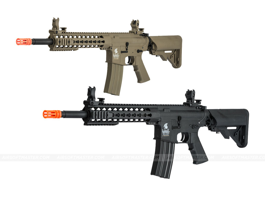 Lancer Tactical M4 Gen 2 Series: Great for Beginners on a Budget