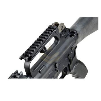 UTG AR-15 Carrying Handle Mount on AR15