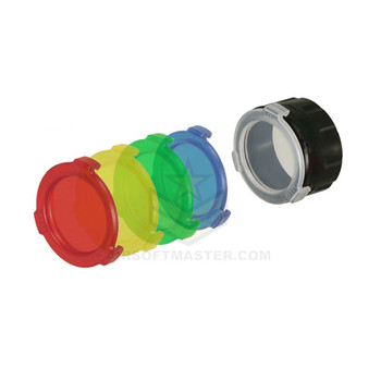 UTG 42mm Two-Piece Lense Cover