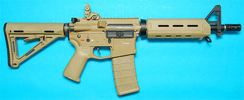 "Magpul PTS MOE 11.5"" Airsoft Gun - Dark Earth"