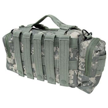 Condor Deployment Bag - ACU - Rear View