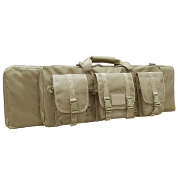"""Condor 42"""" Rifle Case - Angled View"""