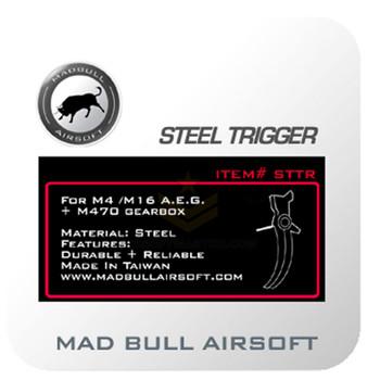Madbull M4/M16 Steel Trigger