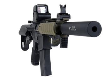 Madbull SWR Trident Mock Silencer CCW - Black 1