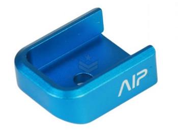 AIP Aluminum Magazine Base Hi-Capa 5.1 - Blue