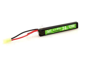 Valken 7.4V 120MAH 20C Lipo Battery