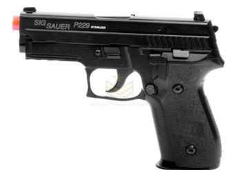 Sig Sauer P229 GBB Pistol By KJW