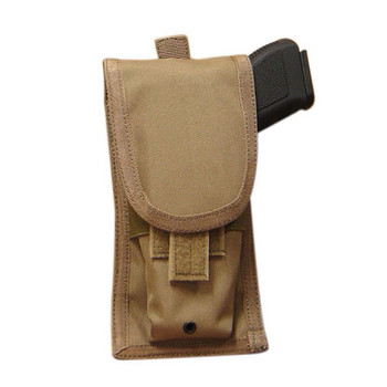 Condor MA10 MOLLE Pistol Pouch/Holster in Tan