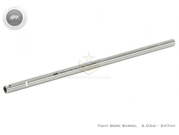 MADBULL 6.03 STAINLESS STEEL TIGHT BORE 247MM