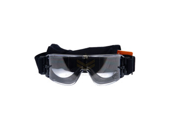 Lancer Tactical Airsoft Safety Goggles  - Clear / Frameless