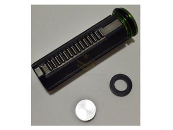 BOLT Nylon Fiber Polycarbonate Piston Set (last Teeth Cutoff)