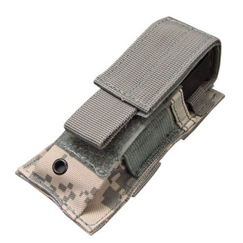 Condor MA32 MOLLE Single Pistol Mag Pouch in ACU