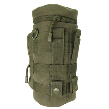 Condor MA40 H2O Hydration Pouch in OD Rear View