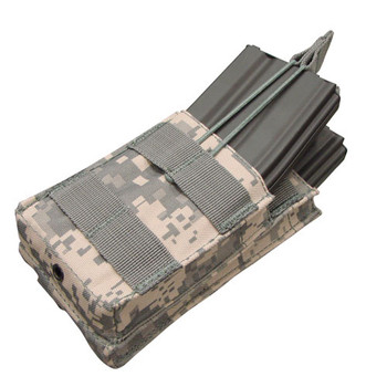 Condor MA42 Single Stacker M4/M16 Mag Pouch in ACU