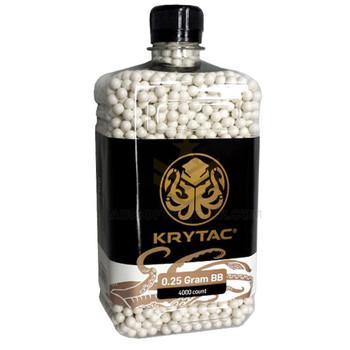 Krytac .25g Quality BB 4000ct Bottle