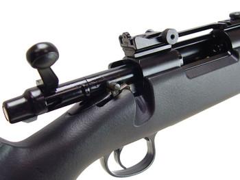 KJW M700 Gas Bolt Action Sniper Rifle Black