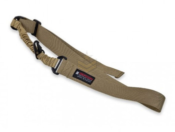 Defcon Tactical Single Point Sling Coyote Brown / Tan