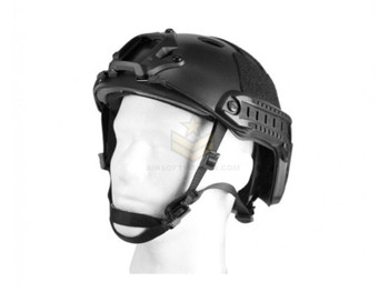 Bravo PJ Helmet V2 Black