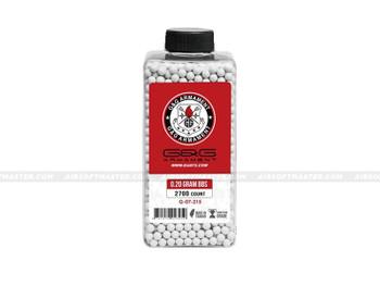 G&G .20g BBs 2700ct Bottle Premium Grade