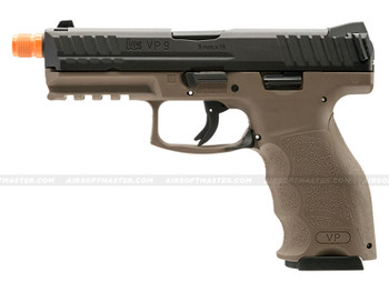 Elite Force HK VP9 Tactical GBB Airsoft Pistol Tan