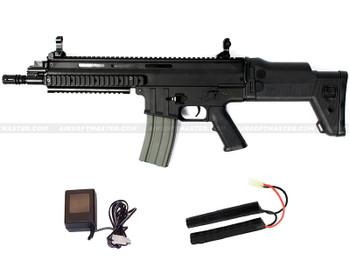 Classic Army ISSC MK22 Airsoft Gun AEG Black