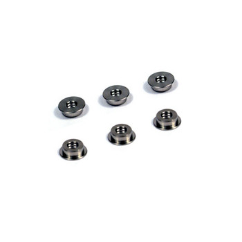 Modify Stainless Steel 6mm Bushing Set (Thin Size)