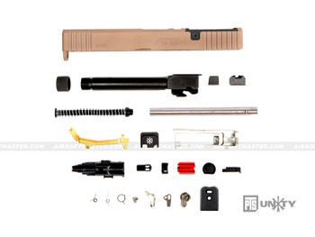 PTS Unity Tactical Atom Slide Kit Package