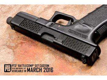 PTS Battlecomp G17 Slide & Barrel Set Black