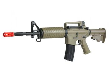 Elite Force M4A1 Carbine Airsoft Gun Sportline - Angled 1