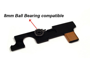 Modify M16/M4 Selector Plate for Version 2 Gearbox