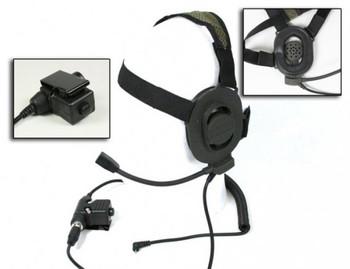 Bravo Headset for Motorola - One Pin (BM)