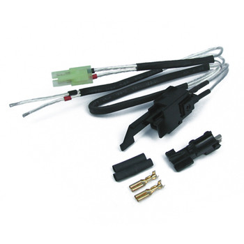 King Arms Silver Cord Switch Set with Wiring Harness for V3 Gearbox (Rear)