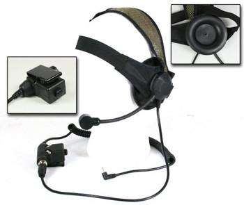 Bravo Headset for Motorola - One Pin (SEL)