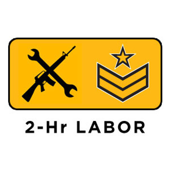 Airsoft Repair or Tune-up - 2 Hour Labor