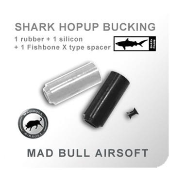 Madbull Shark Bucking w/ Fishbone Spacer