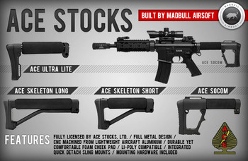 Madbull ACE Stocks