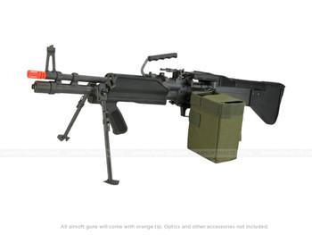 A&K M60 MK43 Full Metal Airsoft Machine Gun