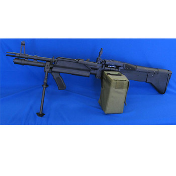 A&K MK43 MOD0 Full Metal Airsoft Support Weapon