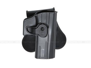 ASG CZ P09 P07 Hardshell Holster RH Black