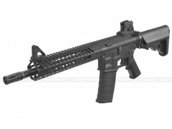 KWA KM4 KR9 Keymod Full Metal Airsoft Gun Black
