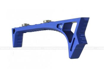 Strike Industries Link Curve Angled Grip for Keymod/MLok - Blue