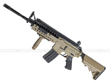 ASG Armalite M15 S.I.R. S-System MOD-2 M4 Airsoft Rifle Tan