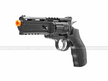 """Elite Force H8R """"Hater"""" Revolver CO2 Black Gen 2"""