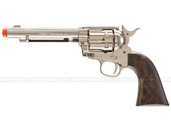 Elite Force Smoke Wagon Revolver CO2 Silver / Nickle