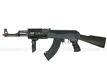 The JG AK47 Tactical Electric Airsoft Gun