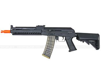 The JG AK-47 RIS Electric Airsoft Gun Black