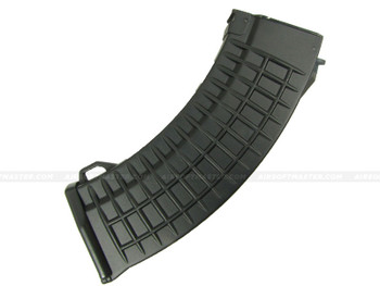 JG Waffle AK-47 Hi-Cap Magazine 500-Rounds Black