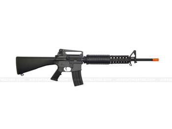 JG M16A4 RIS Hand Guard Airsoft Electric Rifle