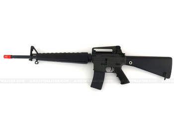 The JG M16A1 Airsoft Electric Rifle Black